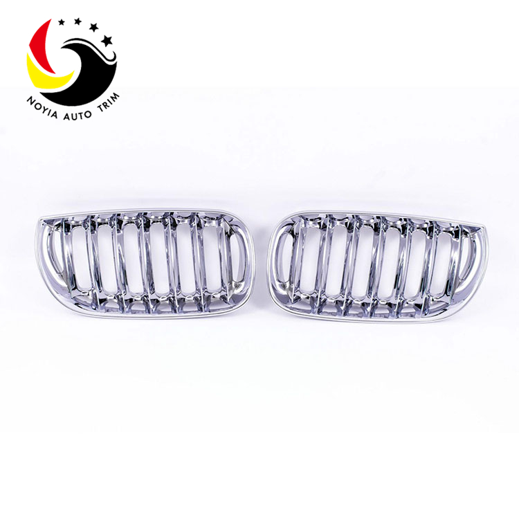Bmw E83 04-06 Chrome Front Grille