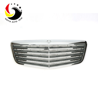 Benz E Class W211 05-08 Silver OEM Front Grille
