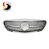 Benz C Class W205 Diamonds 15-IN Chrome Front Grille