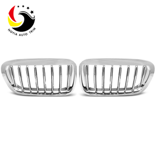 Bmw E46 98-01 Chrome Front Grille
