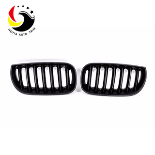 Bmw E83 04-06 Gloss Black Front Grille