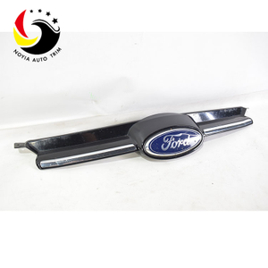 Ford Focus 2011-2014 Front Bumper Upper Grille (Spray Painted)