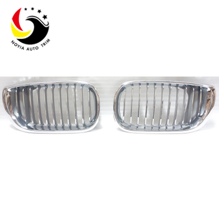 Bmw E46 02-03 Chrome Front Grille