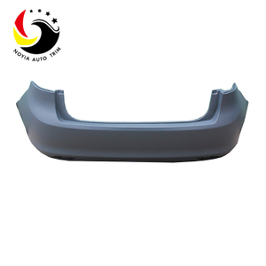Ford Fiesta 2009 Rear Bumper(4D)