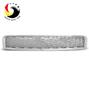 Audi A4 01-05 RS Style Chrome Front Grille