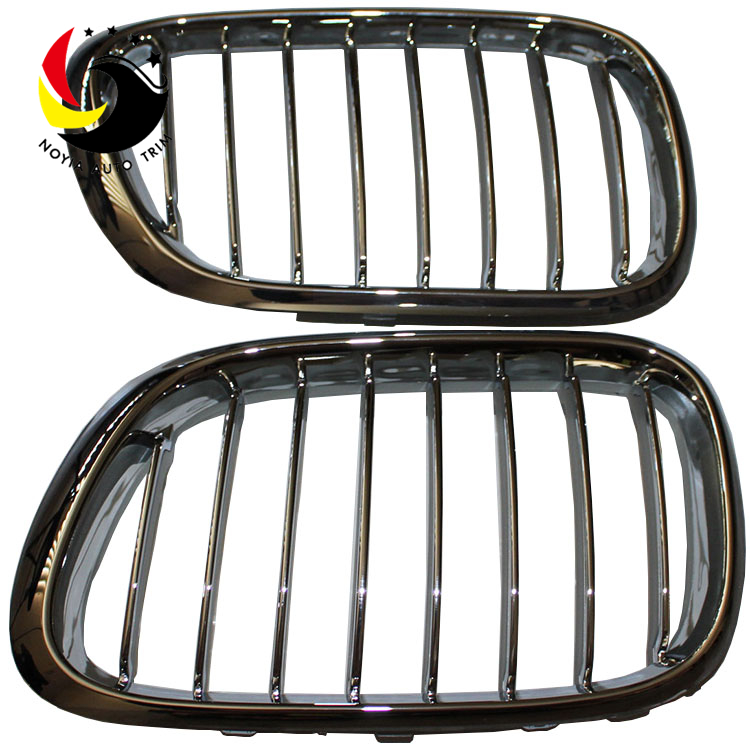 Bmw E53 00-03 Chrome Front Grille