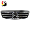 Benz S Class W220 AMG Style 99-02 Chrome Black 2-Fin Front Grille