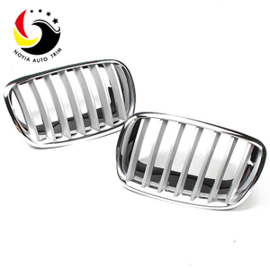 Bmw E70 07-09 Chrome Front Grille