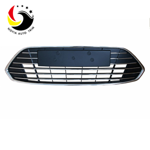 Ford Mondeo/Fusion 2011 Lower Grille Of Front Bumper(All Chromed Mat)