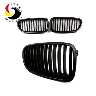 Bmw F10 10-11 Gloss Black Front Grille