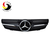 Benz CLK Class W209 AMG Style 03-08 Chrome Black 1-Fin Front Grille