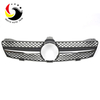 Benz CLS Class W219 AMG Style 04-07 Chrome Black 1-Fin Front Grille