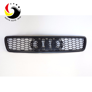 Audi A4 95-00 RS Style Black Front Grille