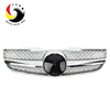 Benz SL Class R230 AMG Style 07-09 Chrome 1-Fin Front Grille
