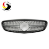 Benz C Class W205 Diamonds 15-IN Gloss Black Front Grille