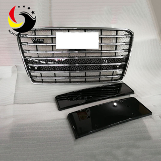 Audi A8 15-17 W12 Style Front Grille