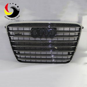Audi A8 11-14 W12 Style Front Grille
